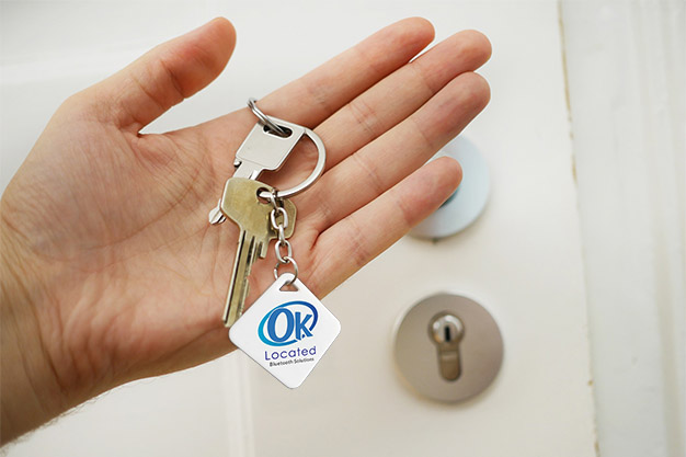 key-oklocated